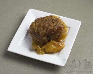 Peach Cobbler