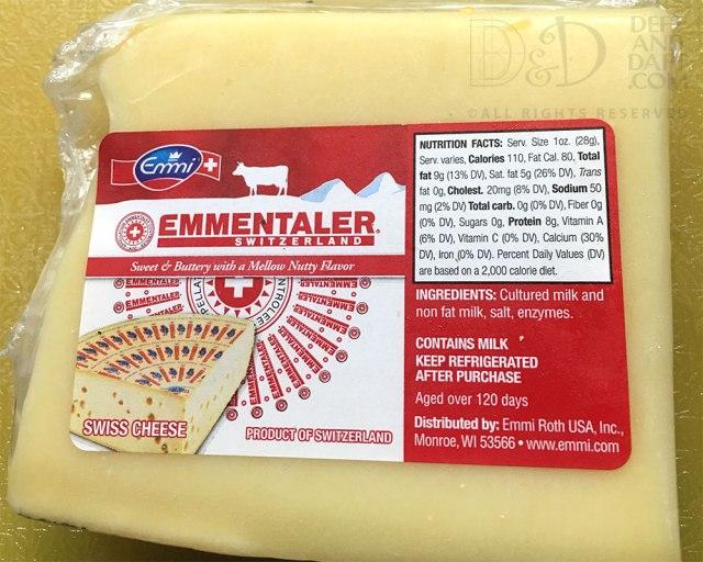 D&D_1219_Emmentaler Cheese