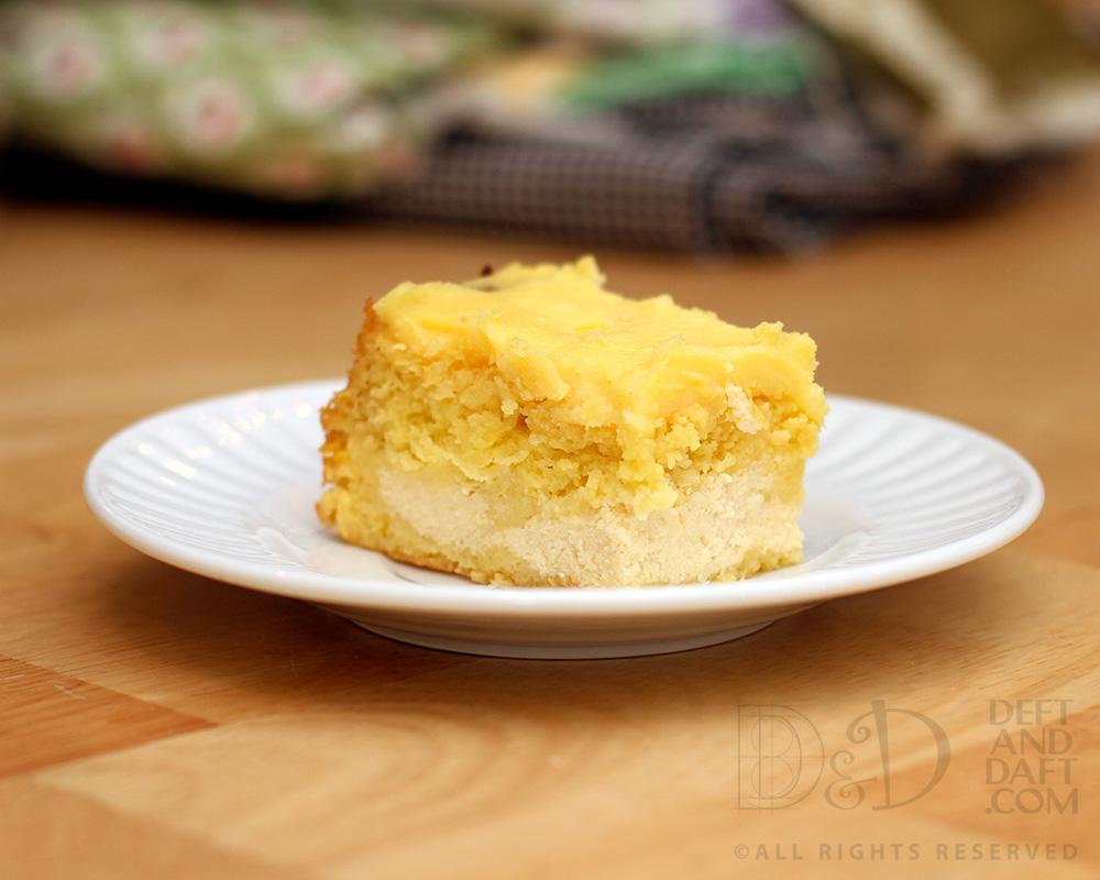 Lemon Love Cake Deft And Daft